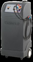 Dysserens med Wynn`s injector clean maskine hos midtjysk dæk- & servicecenter