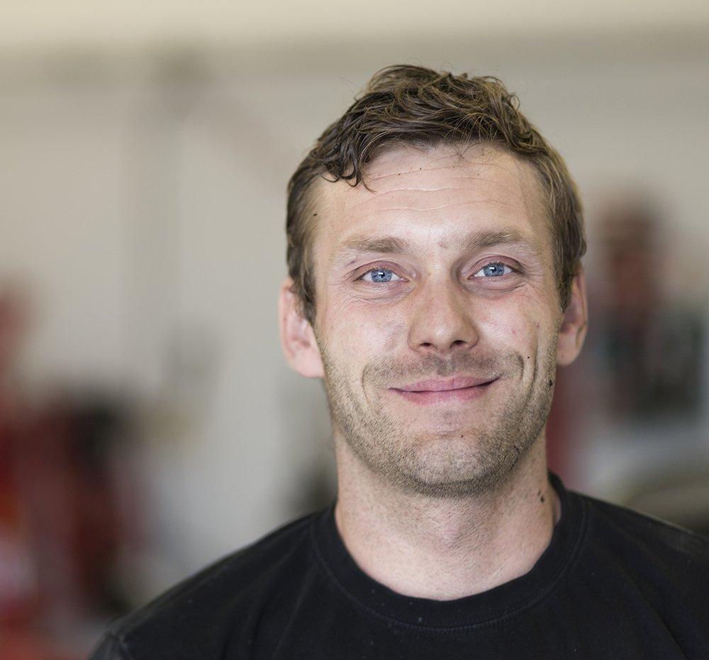 Mekaniker Svend: Karsten J.