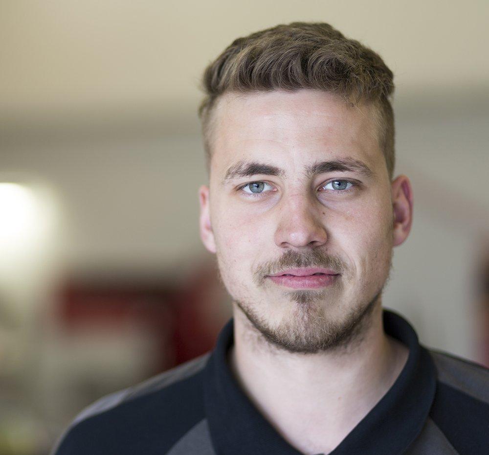 Mekaniker Svend: Mads C.